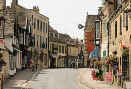 Cotswold Towns