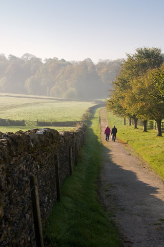Walking Holidays in the Cotswolds